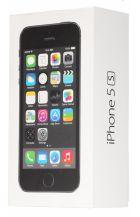 Apple iPhone 5S 32GB  Cechy telefonu:      Aparat 13 Mpix      Ekran dotykowy      Głośniki      HD video      Mini jack      Pamięć wewn. 32 GB      iOS-apple      WiFi      GPS