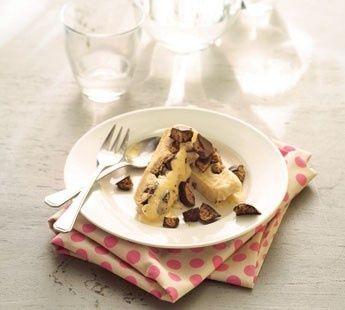 Ijskoude pepernotenparfait recept - Feestelijk - Eten Gerechten - Recepten Vandaag