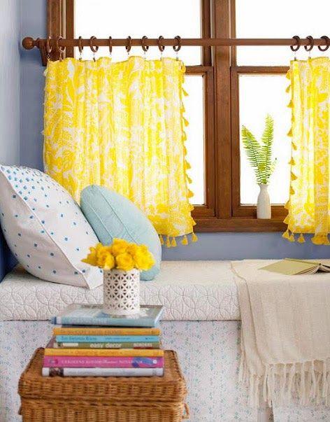 10 вариантов штор для Ваших окон
