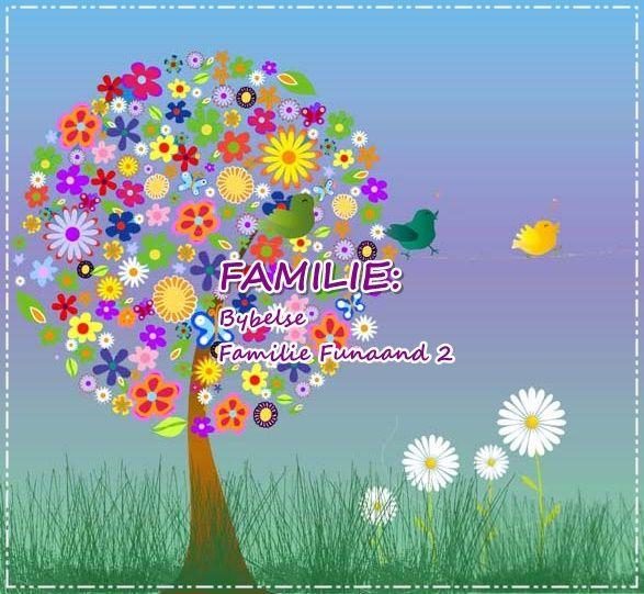 Familie - Bybelse Fuanaand 2