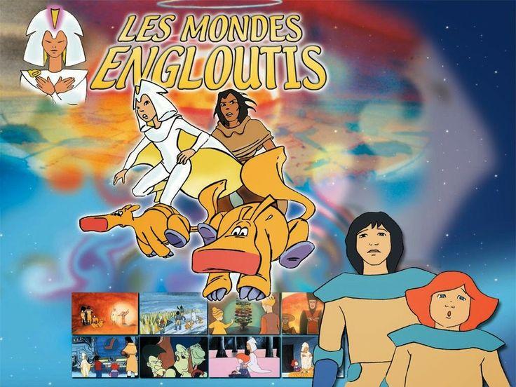 ARTS FREE III MILLENNIO: Les Mondes Engloutis Created by Nina Wolmark Franc...