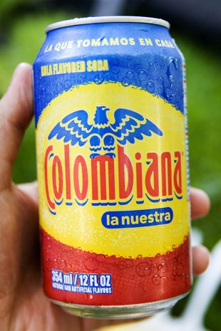 Colombiana (Flicker Photo) mix it with beer and rum to make Refajo Colombiano, a popular Colombian cocktail.