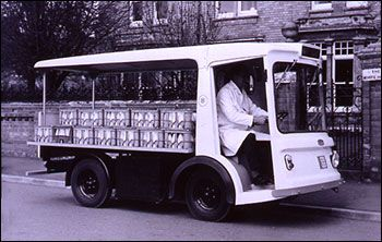 """Don't let the milk float ride your mind"""