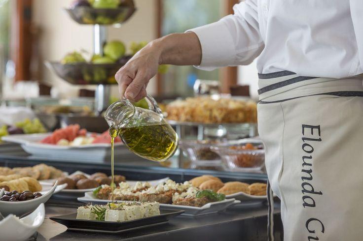Taste Cretan delicacies! #EloundaGulfVillas #Elounda #Crete #Gastronomy