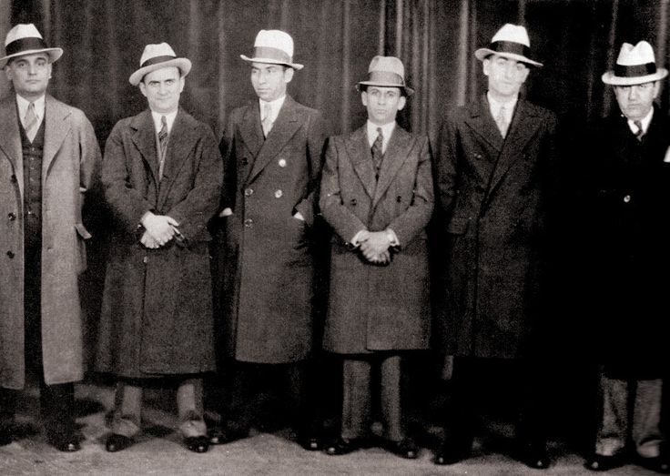 Cosa Nostra News: May 2012  Meyer Lansky Lucky Luciano