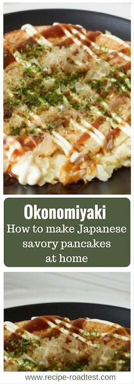 A traditional Japanese street food made with cabbage pork and okonomiyaki batter, and topped with a tangy sauce and mayonnaise - find out which ingredients to buy and how to make it.