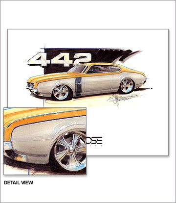 E Car >> Chip Foose Drawings | chip foose drawings | Chip Foose ...