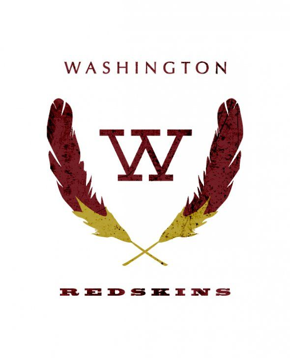 Washington Redskins... for Adam ♥