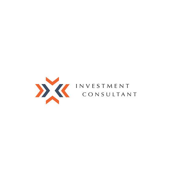 Investment logo, business, banking, finance, accounting, buy a logo.
