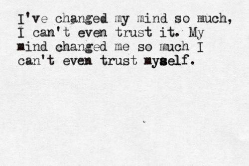 By far my favorite lyrics from Modest Mouse. These lyrics will always be relatable at some point.
