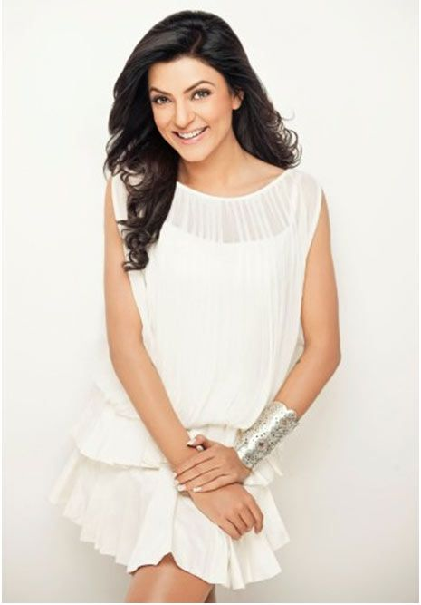 Sushmita Sen- former Miss Universe 1994. A beautiful inspiring  woman who lives life to the beat of her own drums and sound of her happiness. Truely an insipiring idol