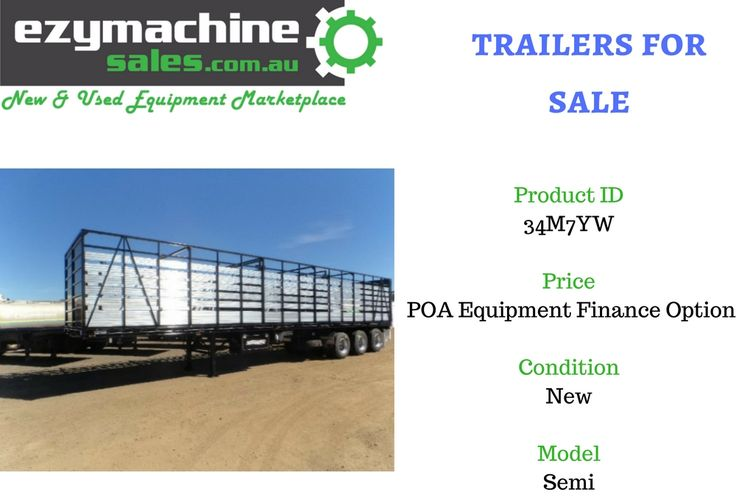 New Freightmaster Semi Stock/Crate for sale
