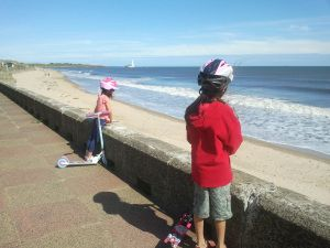 Whitley Bay Sea Front and Play Areas