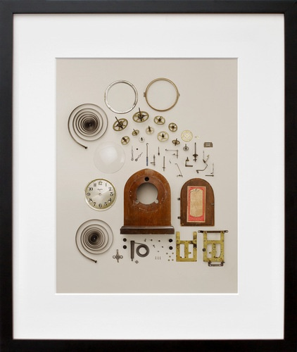 Old Wind-Up Clock  by Todd McLellan: Inspiration, Old Clocks, Art, Toddmclellan, Wind Up Clock, Things, Todd Mclellan, Design