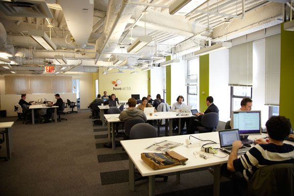 31 Best Images About Ideas Of Coworking Places On