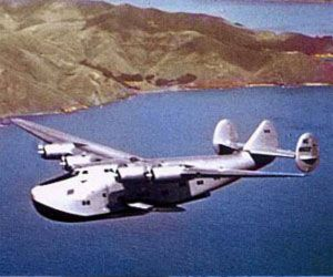 Picture of the Boeing 314 Clipper (C-98).