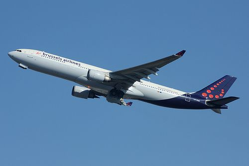 Airbus A330-300 Brussels Airlines oo-sfm