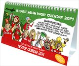 Mumph's Ultimate Welsh Rugby Calendar 2014 (PRE-ORDER FOR OCTOBER!) £6.98