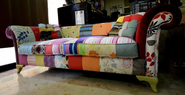 Funky Sofa Mixed And Matched Sofa Inspiration Pinterest Sofas