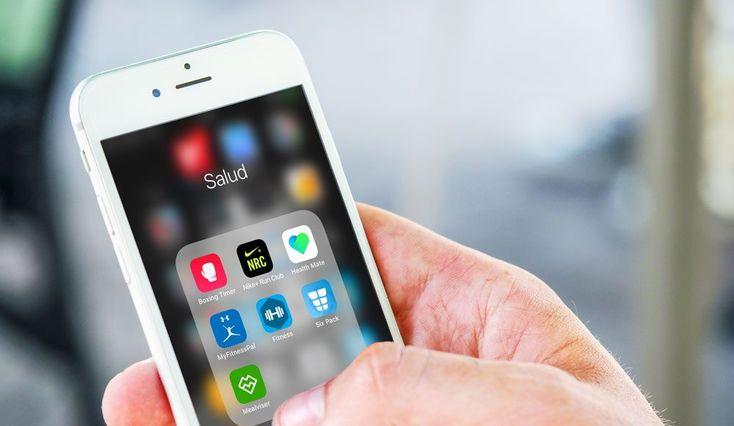 Cómo crear carpetas de aplicaciones de manera instantánea en iOS 11
