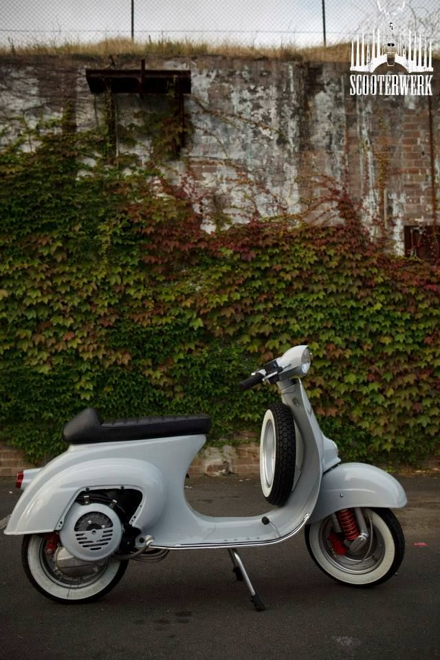 1963 Vespa 50s smallframe   S.S. Scooter Engineering