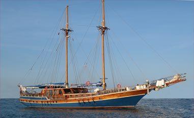 Goletta San Marco - http://www.redsea-travel.com