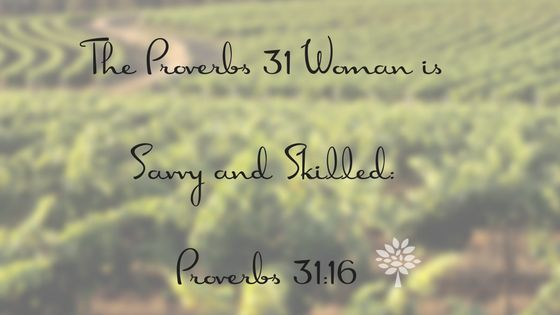 http://womanofnoblecharacter.com/the-proverbs-31-woman-savvy-skilled/