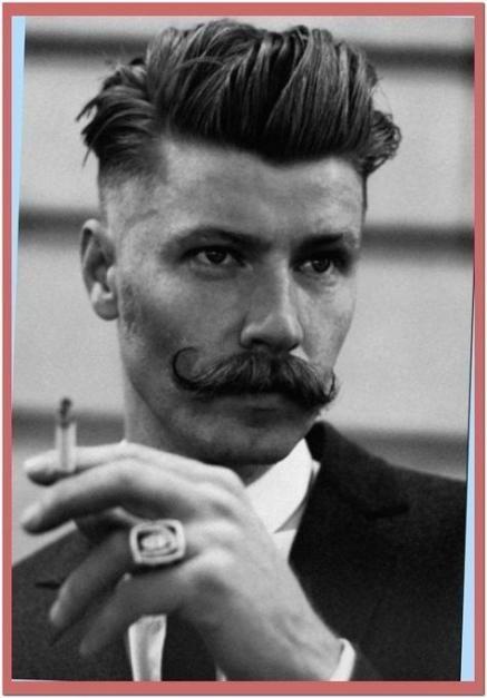 Hairstyles for medium length hair men shaved sides fade haircut 25 ideas #hair #hairstyles #haircutideas