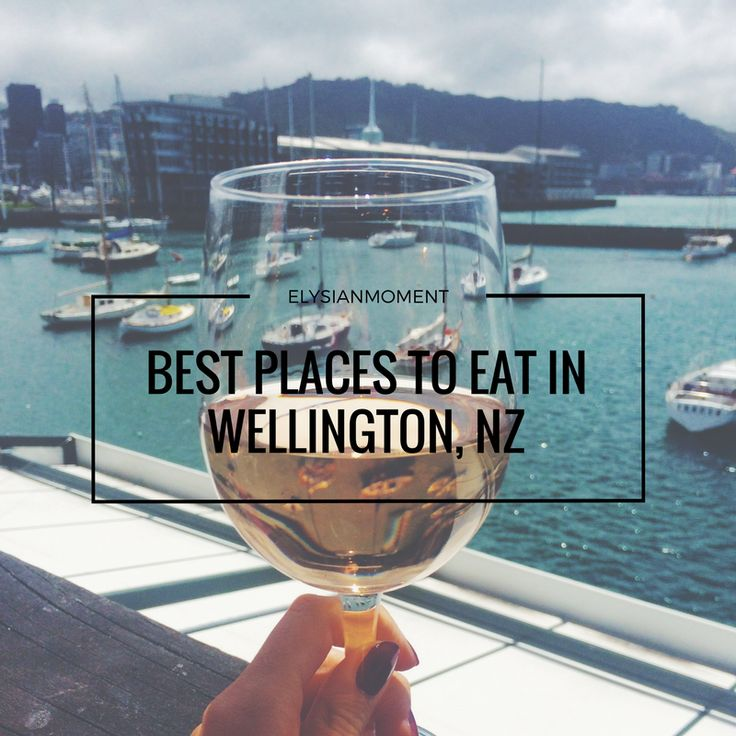 Best places to eat and drink in foodie paradise Wellington, New Zealand