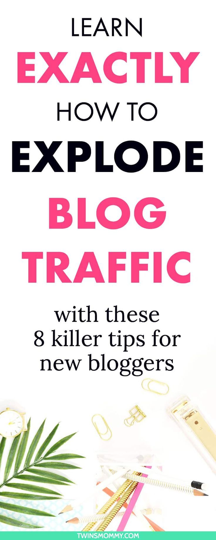 OMG! These blog traffic tips are amazing. If you're a new blogger, check out these blogging ideas to help you boost blog traffic | mom blogger | blogging tips | new blogger | blogging ideas #blog