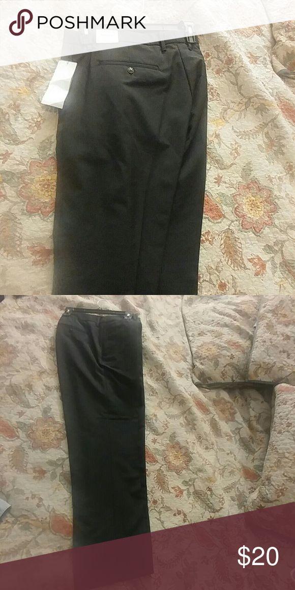 Reaction super slim fit dress pants Kenneth Cole reaction super slim fit mens trousers 36 x 30 Kenneth Cole Reaction Pants Dress