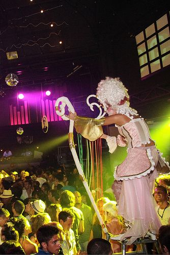 Ibiza clubbing - Space - Get swept away on a musical journey