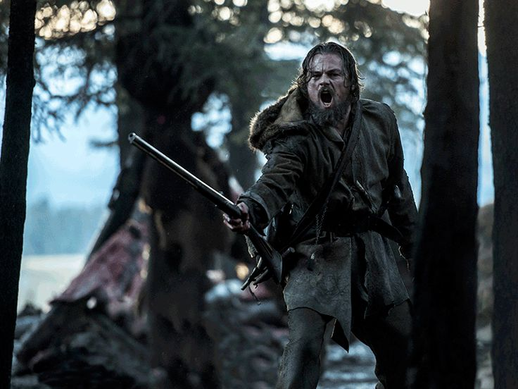 The biggest mountain man movie since Jeremiah Johnson stars Leonardo DiCaprio bringing Hugh Glass back from the grave.