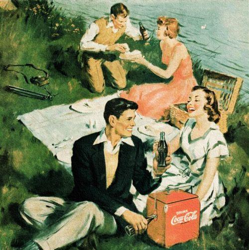 Coca Cola Picnic