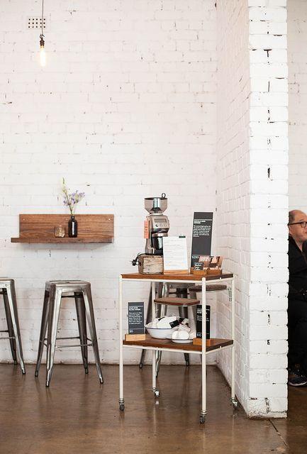 Floating shelf | Utility Stool | Coffee Cart