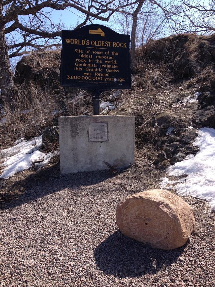 World S Oldest Rock Or Should I Say Rocks Granite Falls