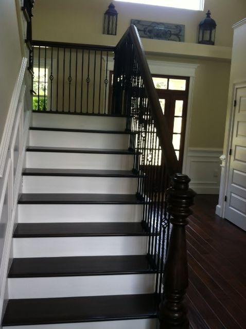 22 Best Stairs Images On Pinterest Banisters Java Gel