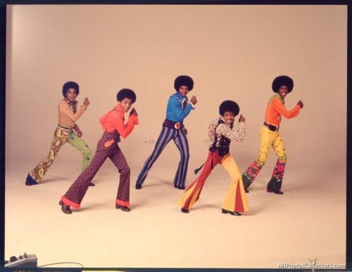 Jackson 5...loved them.  We had their albums and listened over and over.  I still love those songs!