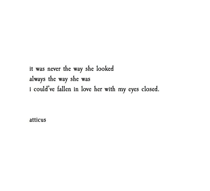I never know what to write in the comments. I spend most of my life at a loss for words.  @atticuspoetry #atticuspoetry