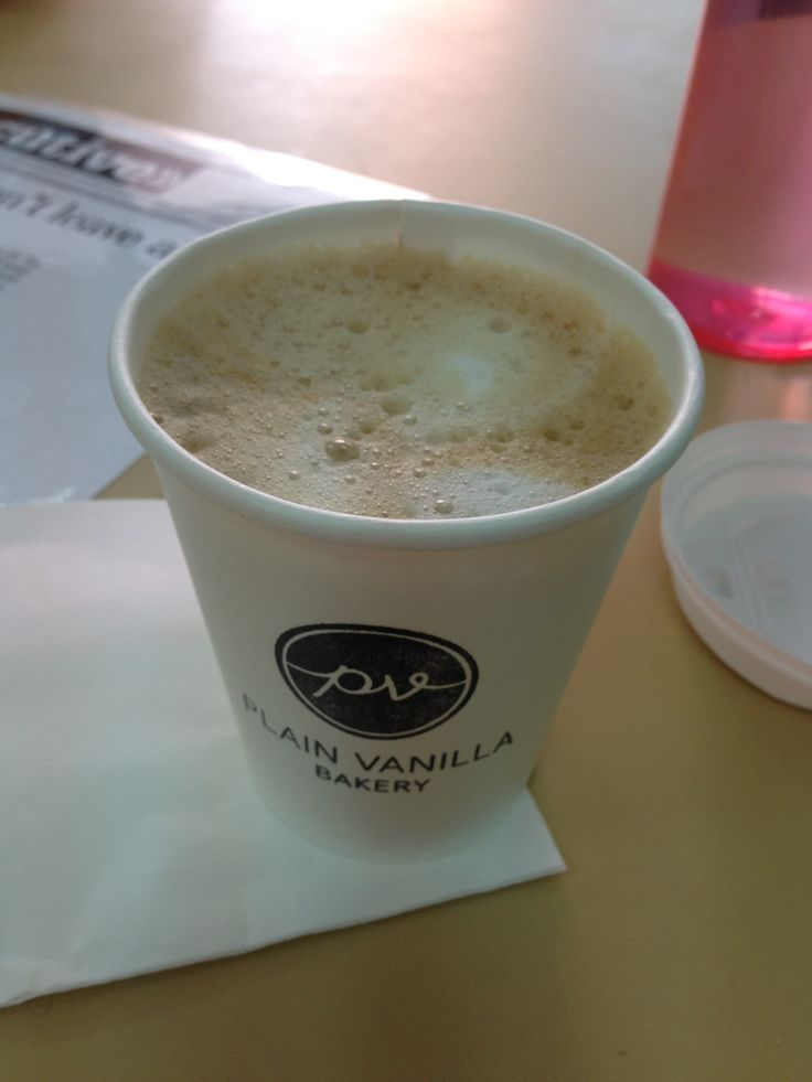 Coffee. Always a good thing.