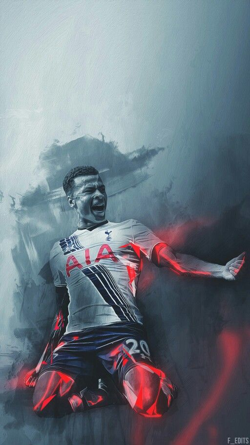 We've got Dele Alli. I just don't think you understand. He cost 5 mill, he's better than Ozil. Dele, Dele, Dele Alli