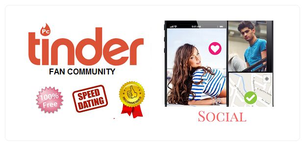 Free Online Dating ♥ Web Login - Tinder Online For Pc