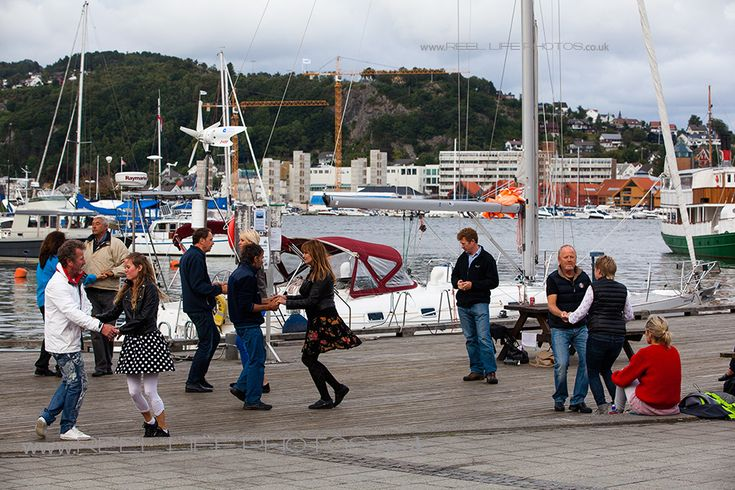 Arty Pictures of Sandnes in Norway