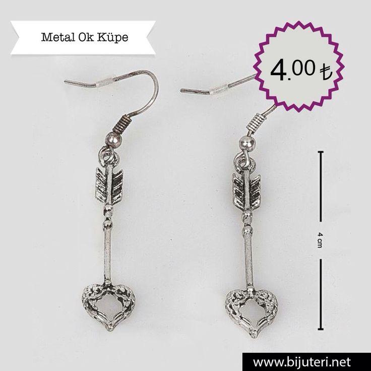 Resimdeki ürünü; http://bijuteri.net/perakende/tr/urun/73045/metal-ok-kupe linke tıklayarak alabilirsiniz. Her tarza uygun küpe modelleri bijuteri.net ' de Kapıda ödeme Kolaylığı  #küpe #metalküpe #bijuterinet #aksesuar #moda #fashion #bijuteri #yenisezon #toptan #perakende #gününaksesuarı #ok