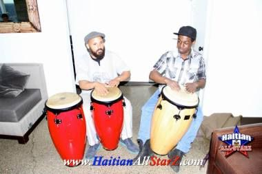 Hands Up For Haiti Annual Celebration in White Plains, N.Y. (Entertainment by Team Haitian All-StarZ). - Okai Musik of Brown Rice Family - Haitian All-Starz