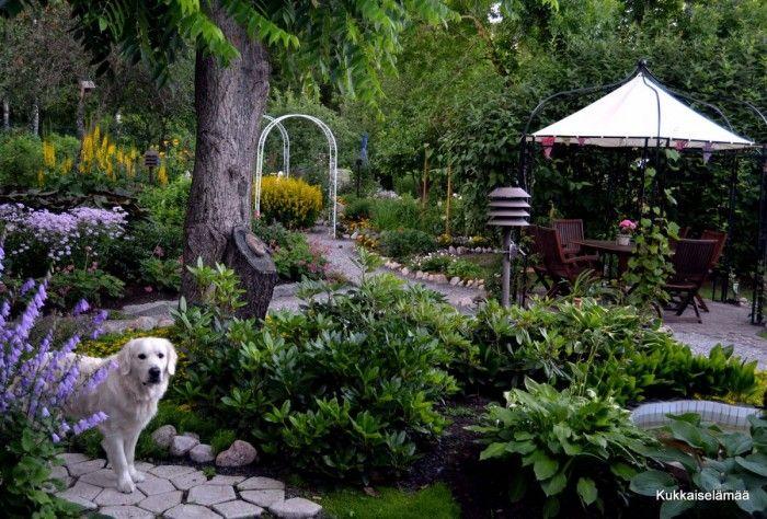 Avoimet puutarhat: Sadun Kukkaiselämää Lappeenrannassa