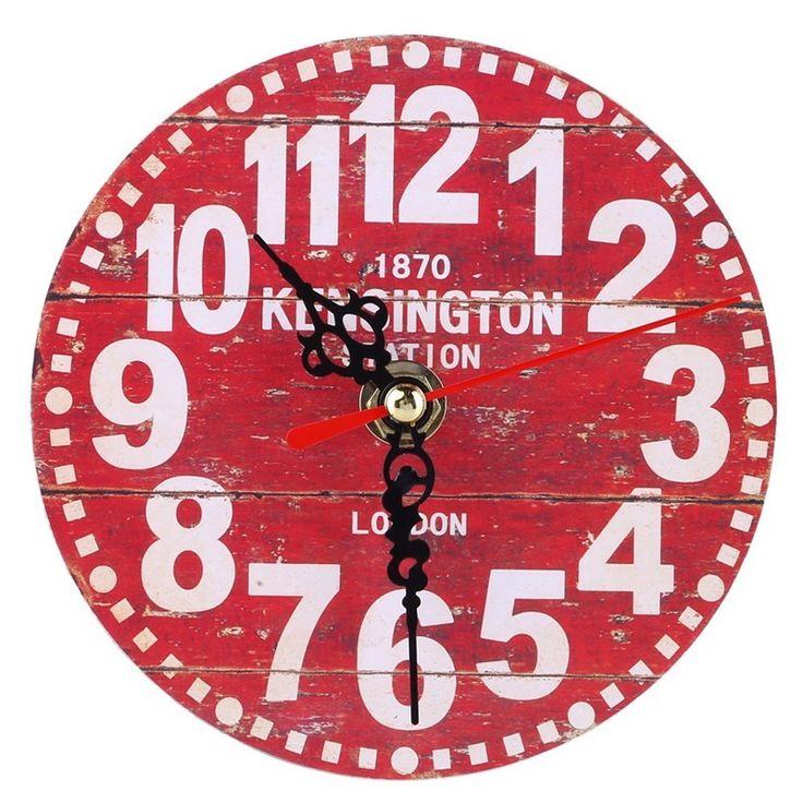 33 best Vintage Wall Clocks images on Pinterest