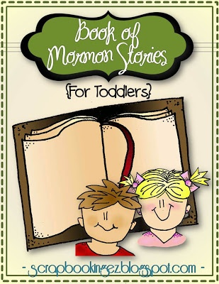 SO excited - Finally something fun to teach the little ones with. Book of Mormon Stories for Toddlers with interactive simplified picture stories, quizzes, printables, and Bingo cards. My 2 year old could tell the story herself after using this format. AWESOME!