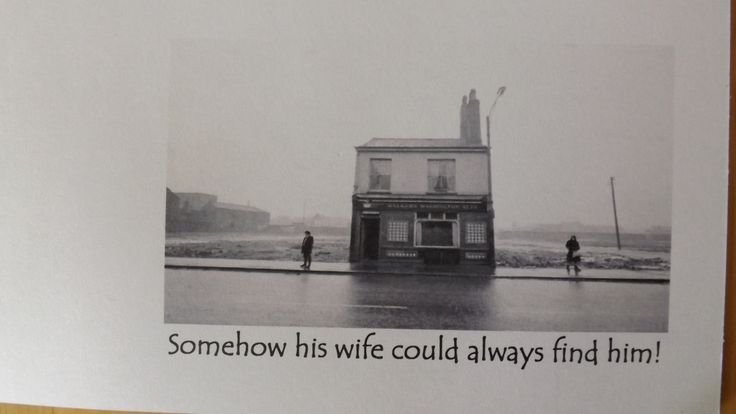 Somehow his wife could always find him! Blank Greetings Card. Humour. by HeronCottageArtisan on Etsy