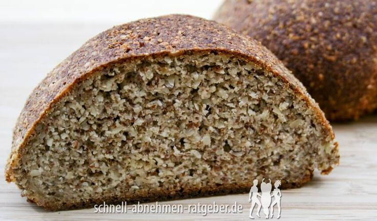Chia-Brot Low Carb